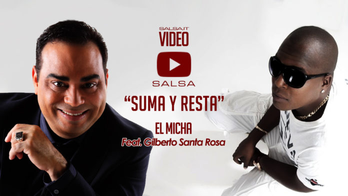 El Micha Feat. Gilberto Santa Rosa - Suma y Resta (2018 Salsa official video)