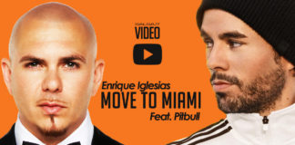 Enrique Iglesias Feat. Pitbull - Move To Miami - (2018 Urban Video Official)