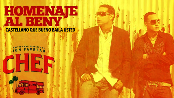 Gente de Zona - Omenaje al Beny (2018 urban music new lyric video)