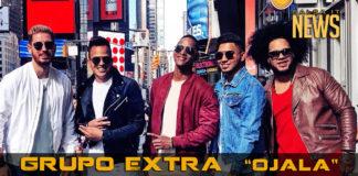 Grupo Extra - Ojala (2018 Bachata Version)