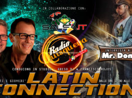 Latin Connection - Intervista a Mr Don