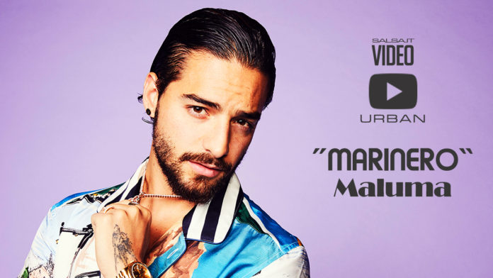 Maluma - Marinero (2018 Official Video)