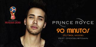 Prince Royce - 90 Minutos (Futbol Mode)