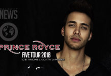 Prince Royce - Five Tour - Roma 2018