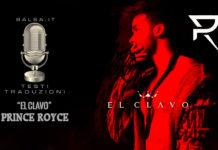 Prince Royce feat. Maluma - El Clavo (Testi e Traduzioni)