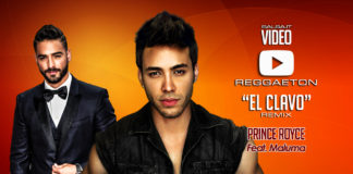 Prince Royce ft. Maluma (2018 reggaeton official video)