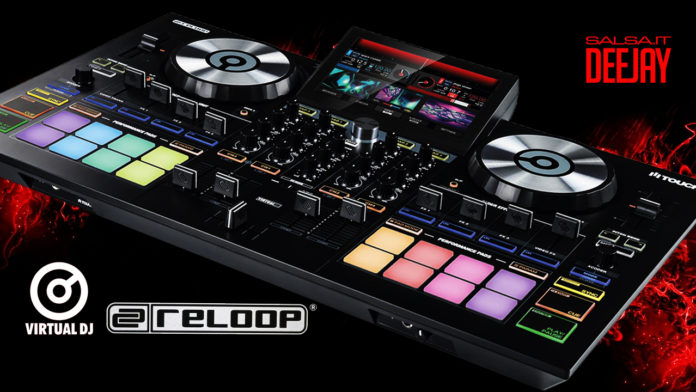 Reloop Touch - Salsa.it DeeJay