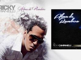 Ricky Campanelli - Alma de Rumbero (2018 New Album)