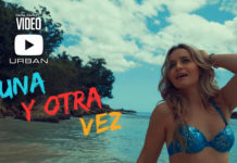 Vicky Corbacho - Una y Otra Vez (2018 reggaeton official video)
