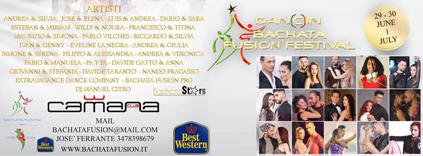 Dancin Bachata Fusion Festival Milano