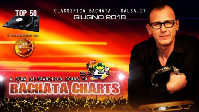Bachata Charts - Giugno 2018