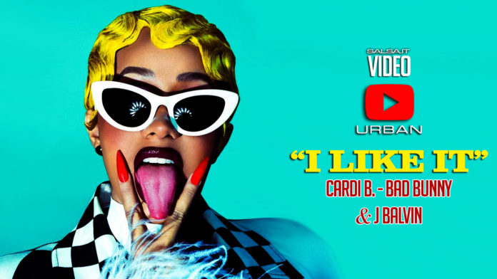 Cardi B, Bad Bunny & J Balvin - I Like It (2018 Urban music official video)