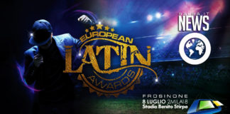 European Latin Awards 2018 - 8 Luglio Frosinone