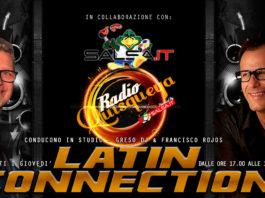 Latin Connection - 15 Marzo 2018