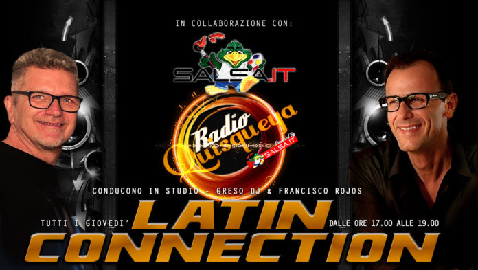 Latin Connection - 15 Marzo 2018