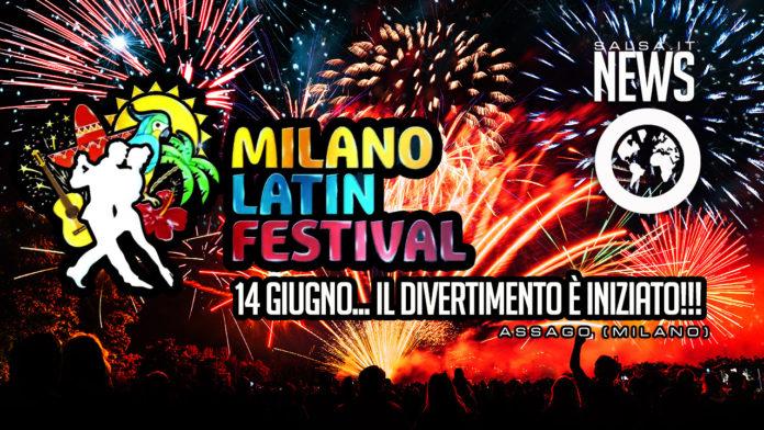 Milano Latin Festival - Opening 2018