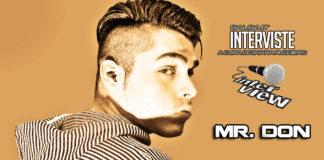 Mr. Don - Intervista 2018 (Bachata)