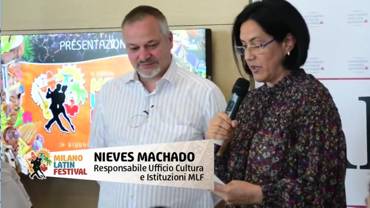 Nieves Machado - Responsabile Ufficio Cultura e Istituzioni MFL