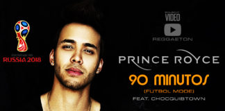 Prince Royce - 90 Minutos (Futbol Mode Video)