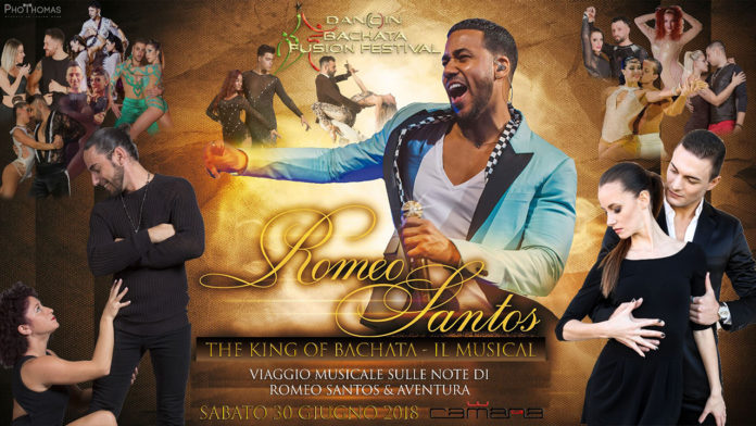 Romeo Santos - The King of Bachata - Il Musical