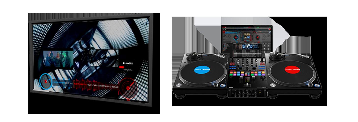 Virtual DJ - MOSTRA L'EVOLUZIONE DEL TUO MIX