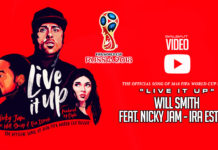 Will Smith feat. Nicky Jam e Ira Estrefi - Live It Up (2018 Video Sigla FIFA World Cup)