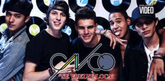 CNCO - Se Vuelve Loca (2018 Reggaeton Official video)