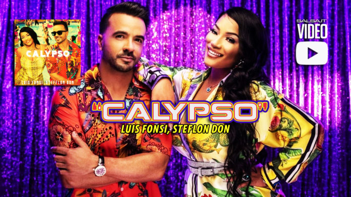 Calypso - Luis Fonsi, Stefflon Don (2018 Latin pop official video)