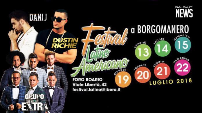 Festival LatinoAmericano di Borgomanero (NO)