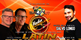 Latin Connection - 05 Luglio 2018 - Salvatore Longo