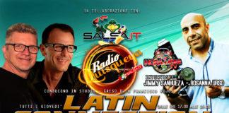 Latin Connection - 12 Luglio 2018 Jimmy