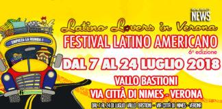 Latino Lover in Verona - Festival Latino Americano Verona