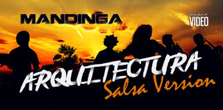 Mandinga - Arquitectura (salsa Version) (2018 salsa official video)