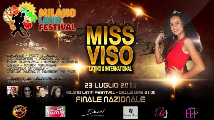 Miss Viso Latino e International
