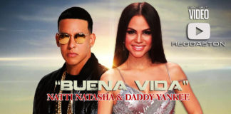 Natti Natasha & Daddy Yankee - Buena Vida (2018 Reggaeton official video)