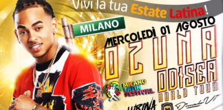 Ozuna - Odissea World Tour 2018 - Milano