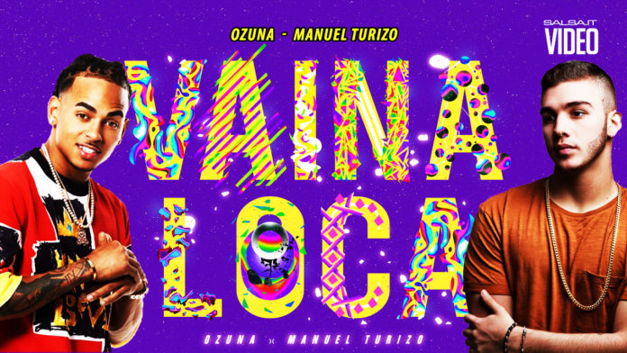 Ozuna x Manuel Turizo - Vaina Loca (2018 reggaeton official video)