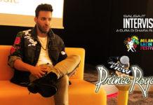 Prince Royce - Intervista presso Sony Music - Milano 2018