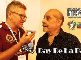 Ray De La Paz (Intervista al Milano Latin Festival 2018)