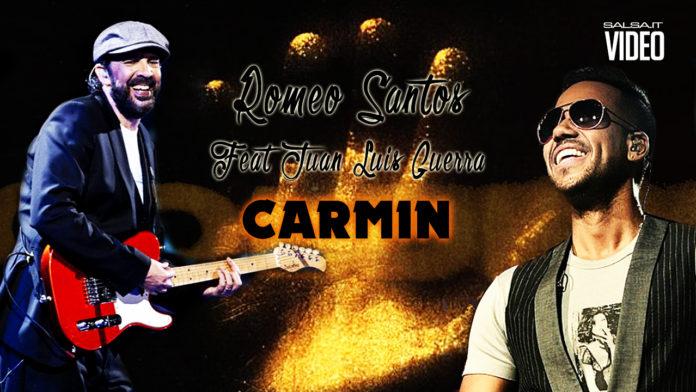 Romeo Santos ft. Juan Luis Guerra - Carmin (2018 Bachata official video)
