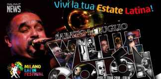 Willie Colon - Concerto Milano 2018