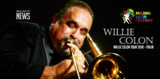 Willie Colon Live a Milano (Luglio 2018)