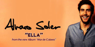Alvaro Soler - Ella (2018 latin pop official video)