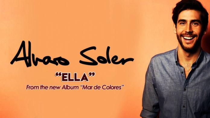 Alvaro Soler - Ella (2018 latin pop official video)