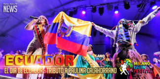 El Dia de Ecuador - Milano Latin Festival