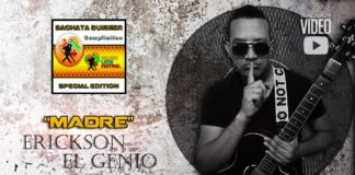 Erickson el Genio - Madre (2018 bachata official video)