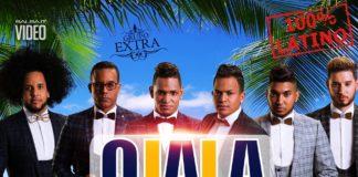 Grupo Extra - Ojala (2018 Bachata official video)