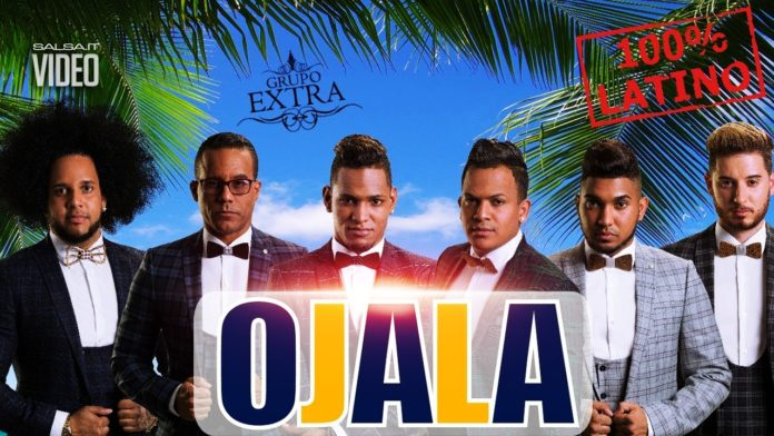 Grupo Extra - Ojala (2018 Bachata official video)