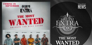 Grupo Extra - The Most Wanted (2018 Bachata)