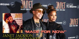 Janet Jackson, Daddy Yankee - Made For Now (2018 Latin pop official video)